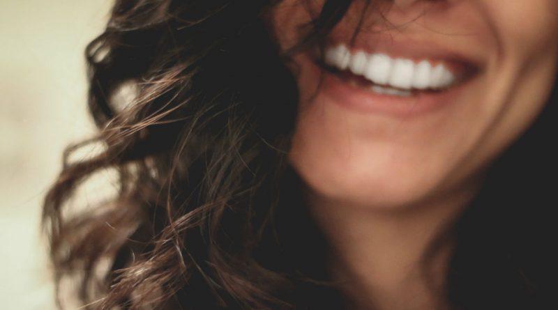 mooie lach