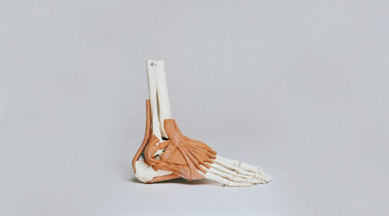 gewrichten voet
